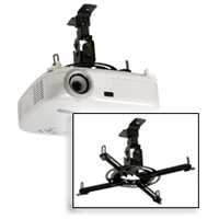 Peerless PPF Paramount Universal Projector Flush Ceiling Mount