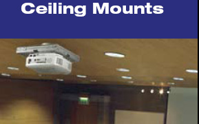 Peerless PSMU-PRS Universal Projector Security Mount